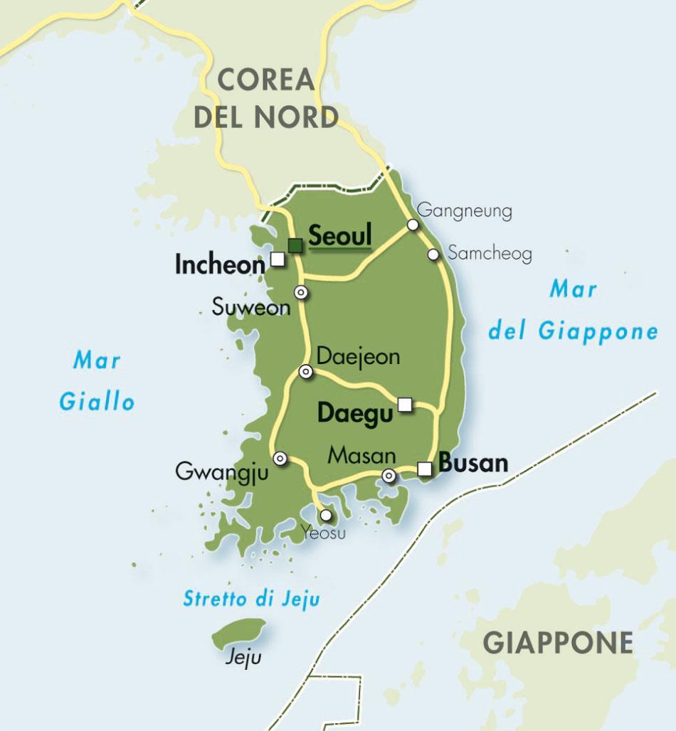 L 39 economia trentina guarda alla corea del sud mercoled for Casa di piantagioni del sud